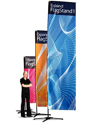 Expand Outdoor Flag Stand 1