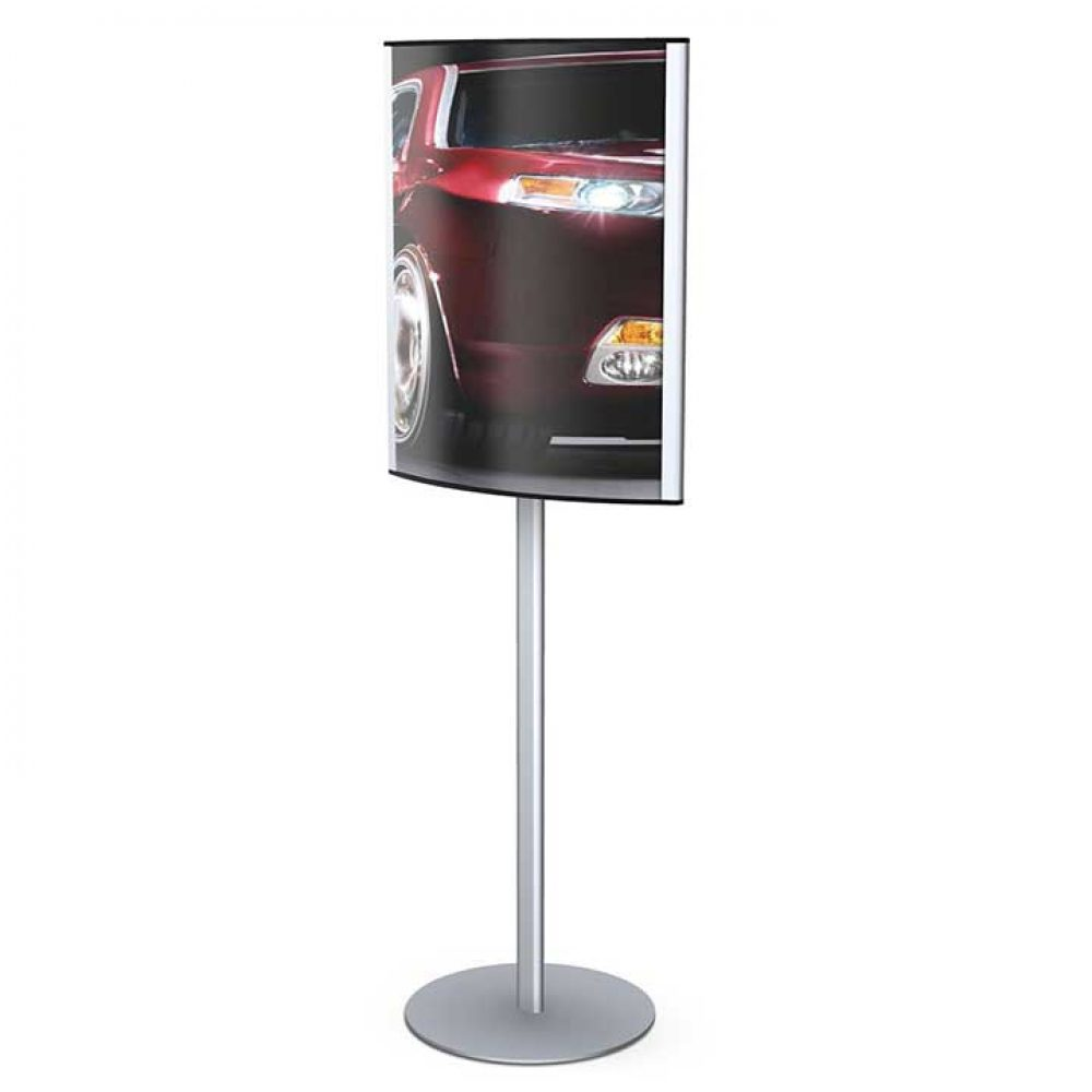 22x28 double sided poster stand