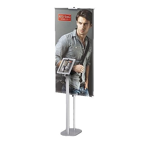 Rental iPad Stand For Trade shows and Retail | iPad-IPHB
