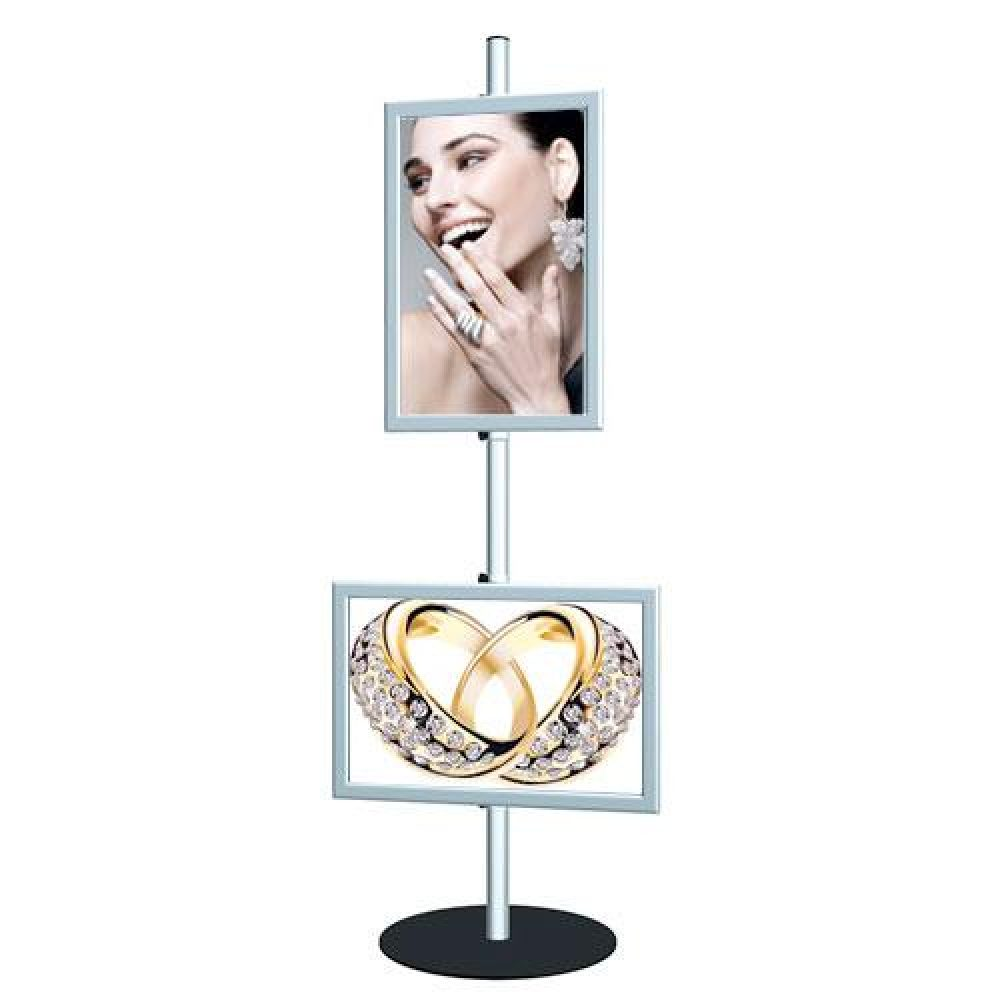 metal jewelry display stands