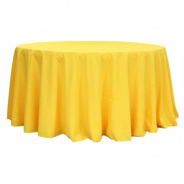 Round table cloths throw linen drape trade show for Table th row group