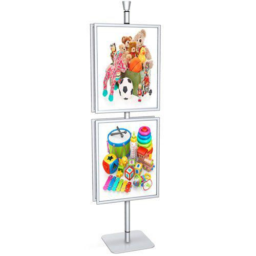 snap frame poster holder stand dc