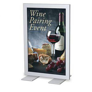 Top Quality Aluminum Tabletop Display Rental