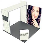 10ft custom booth vegas