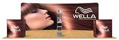 10x20 Curved Trade Show Booth Wholesale