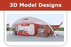 3D Modeling Rendering Design