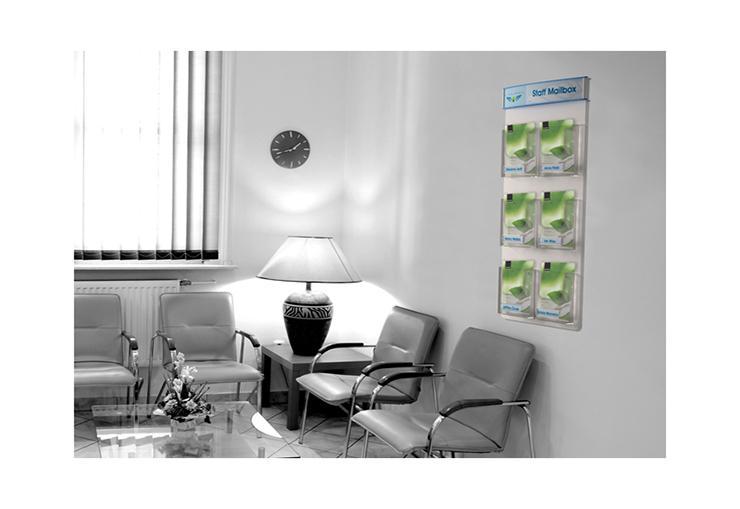 Hospital Signage Display Stands Lobby Displays Floor