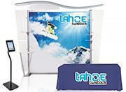 custom 10ft exhibition booth