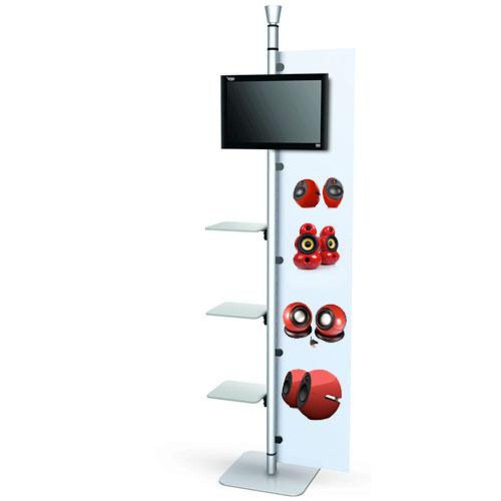 Rental Single Pole - monitor
