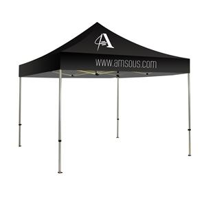 10 FT Custom Canopy Tent for Outdoor Events & Fairs