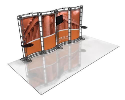 20′ HERCULES-14 Truss Expo Exhibition Display