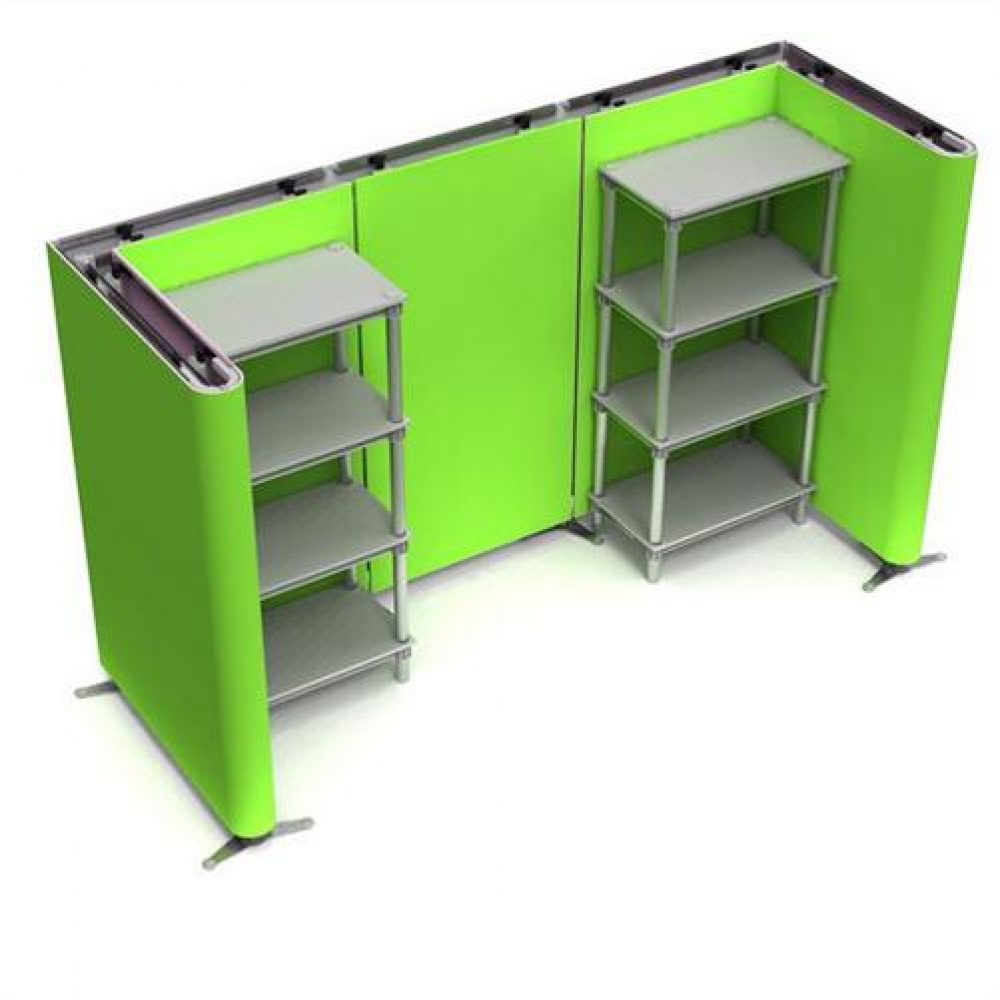Trade Show Booth With Shelves : The best quality tradeshow booth with shelves vegas us