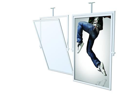 Ceiling Hanging Picture Frame
