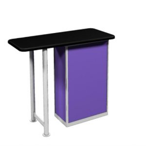 LINEAR BOLD COUNTER FOR TRADE SHOWS & EXHIBIT BOOTHS
