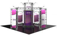 1. RENTAL-20X20 TUCANA TRADE SHOW BOOTHS