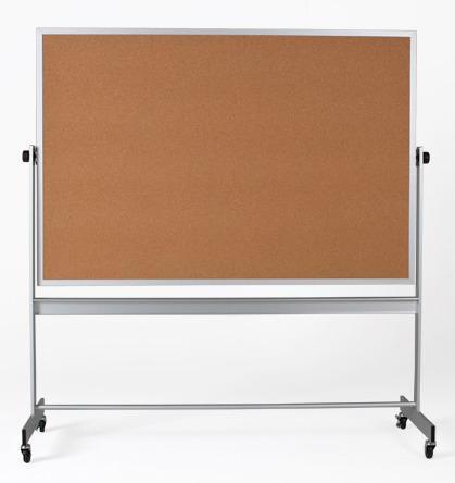 bulletin board corck stand rental