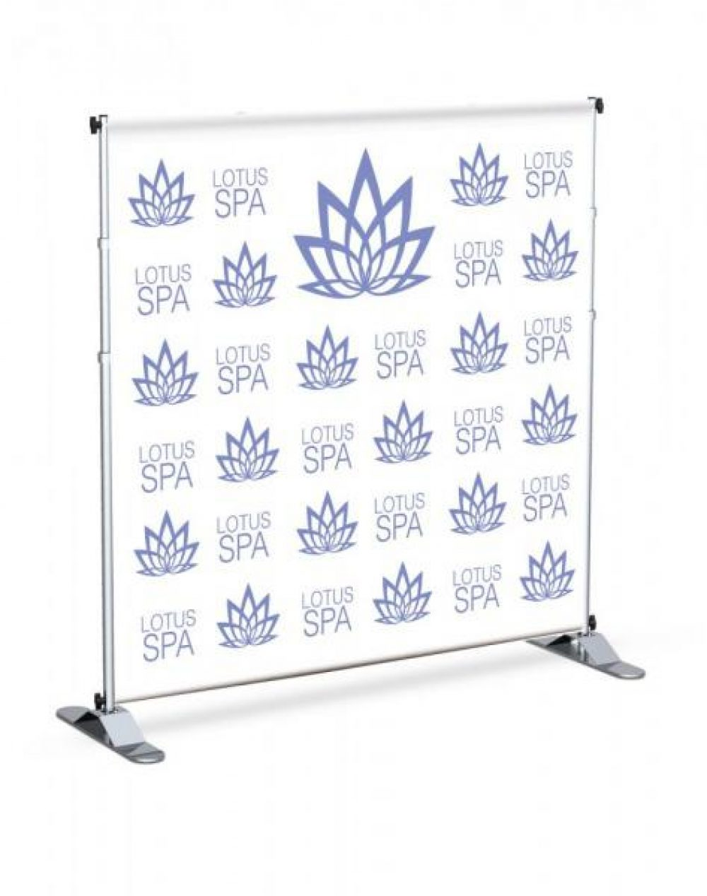 6x6 step and repeat banner stands