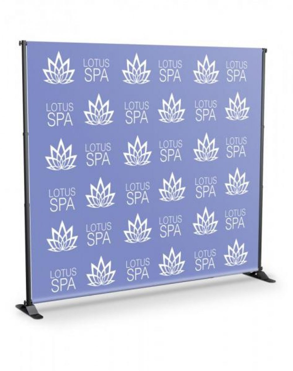 8x8 step and repeat banner stands