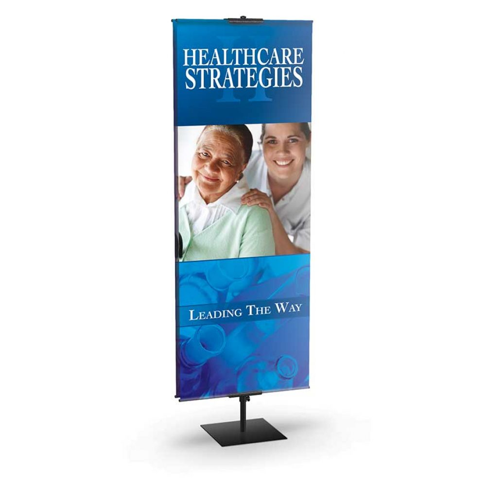 top quality banner stand for trade shows