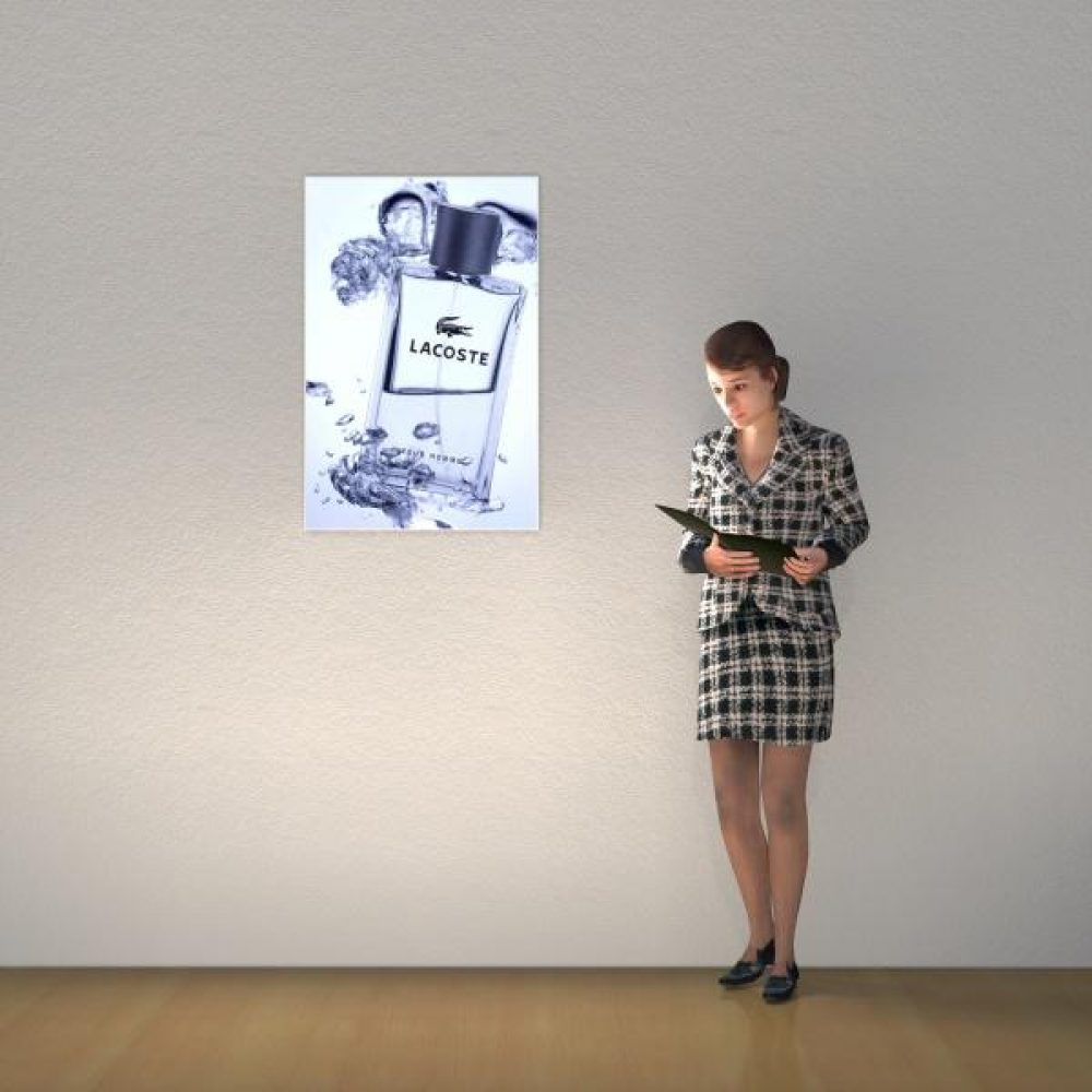 LED Wall Picture Frames
