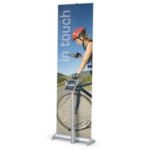 24x96 Retractable Stand