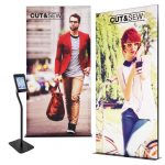 Poster Pop Up Display Graphics