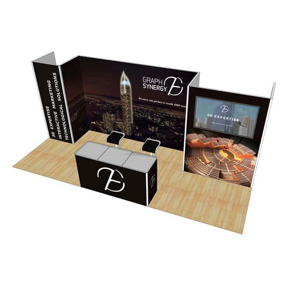 20' Expo Display System