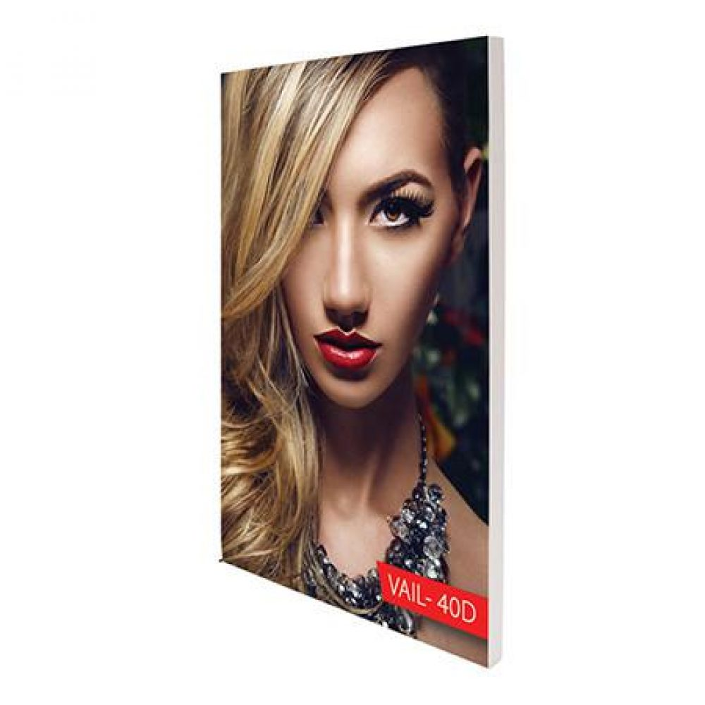 4ft x 4ft Vail Single Sided Graphic Display Stand