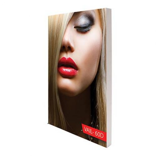Vail 8' x 8' Single Sided Graphic Expo Display Stand
