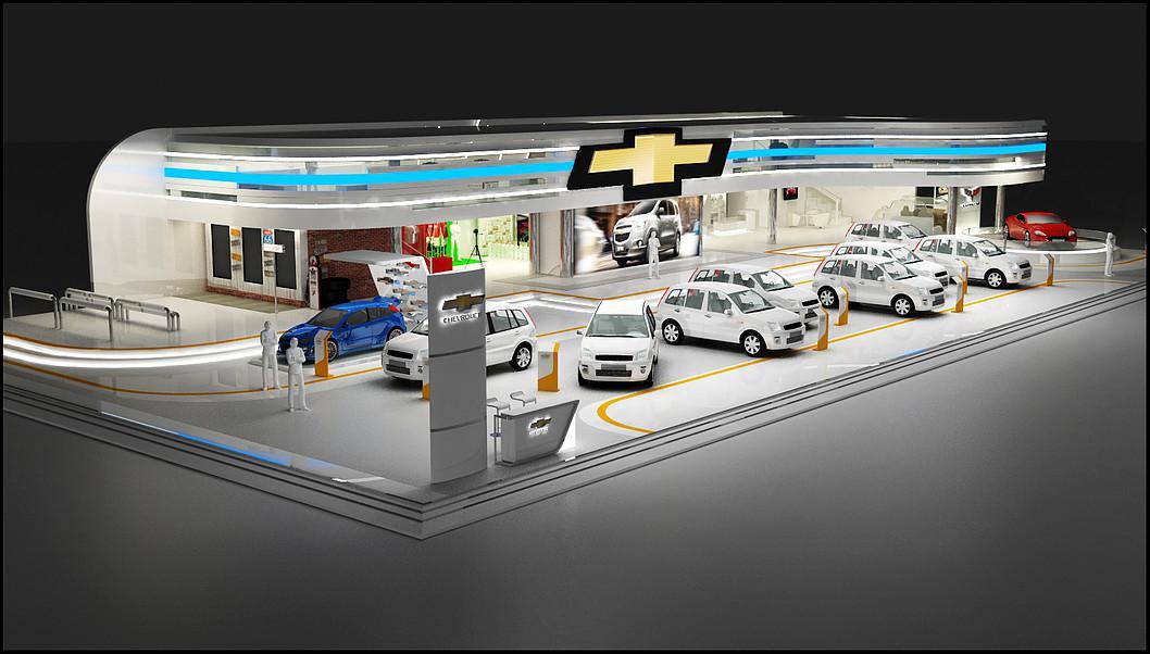 3d artist modeling designe auto showroom Sacramento, CA
