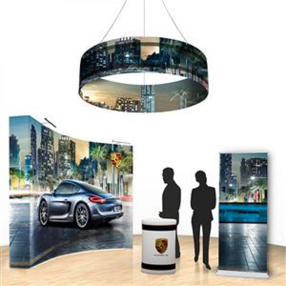 20ft Rental Cheap Trade Show Booth Kit Vegas