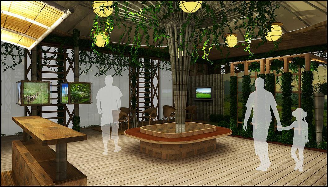 elegant interior 3d designers model va