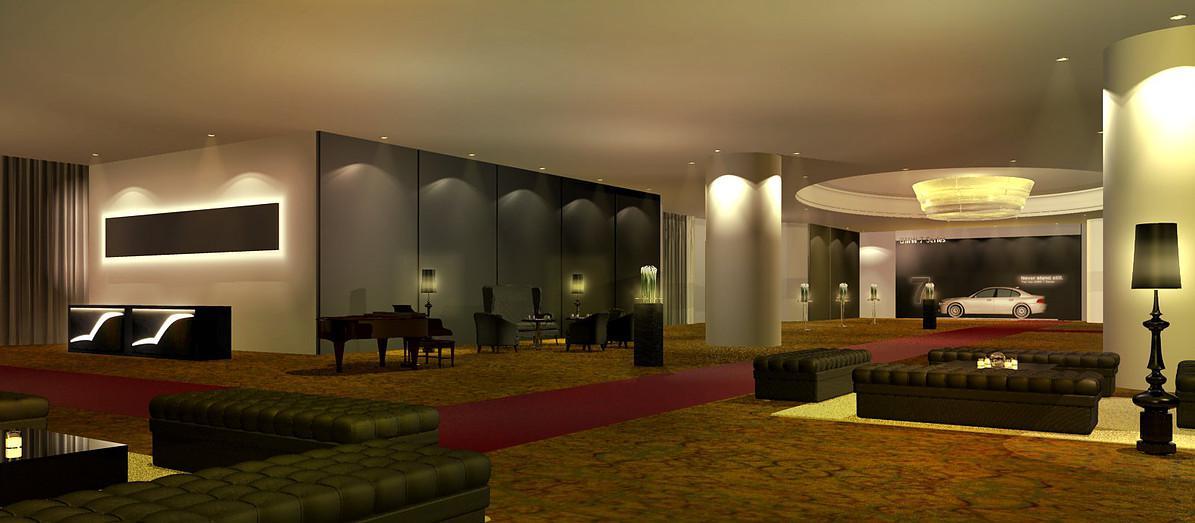 interior hotel 3d designers artist NYC