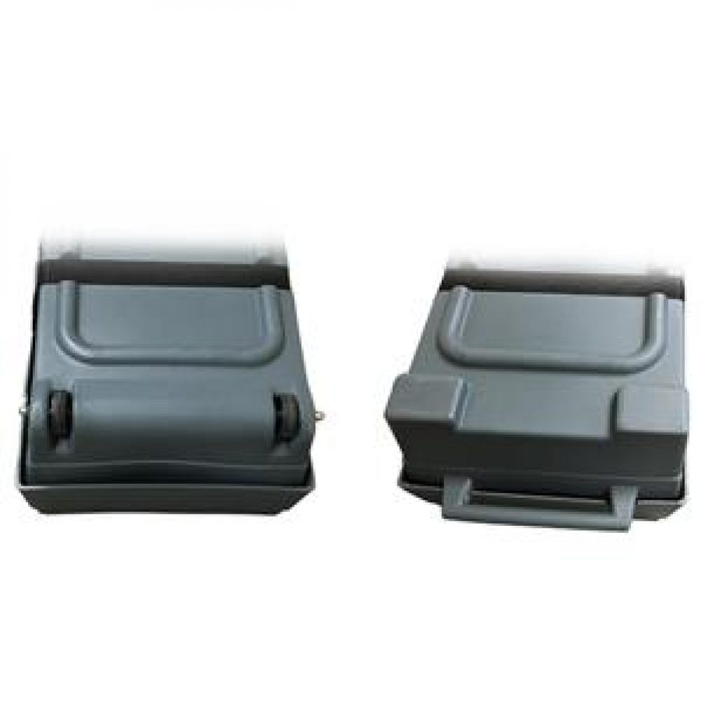 Strong Plastic Wheeled shipping cases