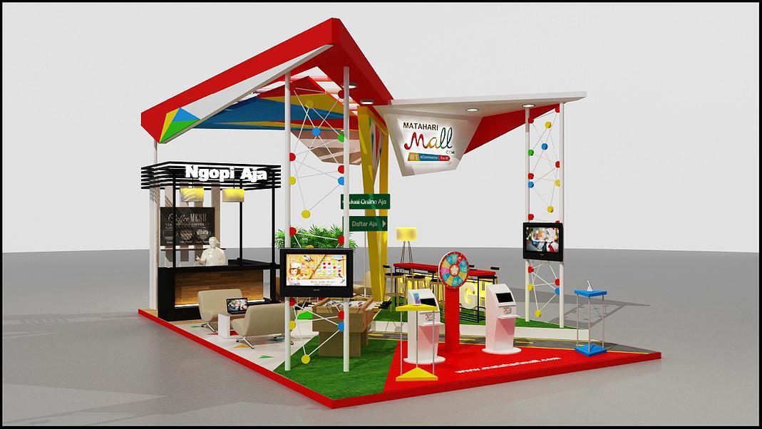 Retail Store 3D Rendering Modeling Designer Boston