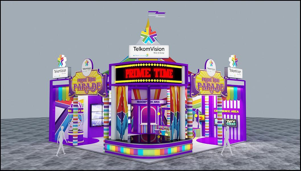 Retail Store 3D Rendering Modeling Designer NYC