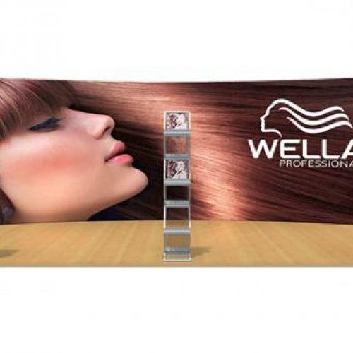 10x20 Curved Trade Show Displays