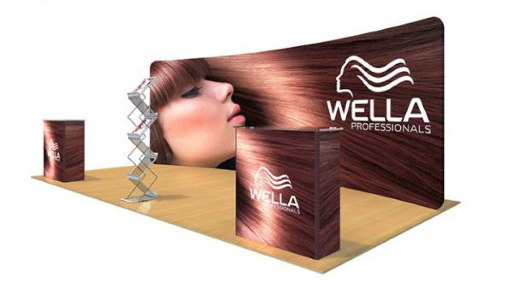 10x20 Exhibition Booth Stands