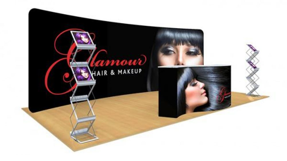 20ft Exhibition Booth Display