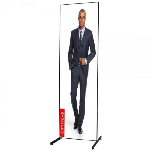 "24""W Banner Stands"