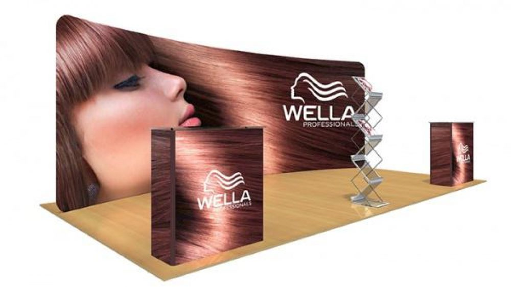 Top Quality 10x20 Trade Show Booth