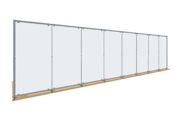 10 X 40 Rental Backdrop Display Graphic Trade Show Wide