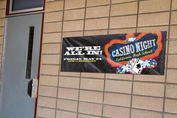 Casino Banner Vegas