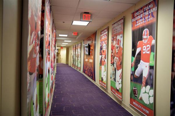 Hallway Banner Frames MD
