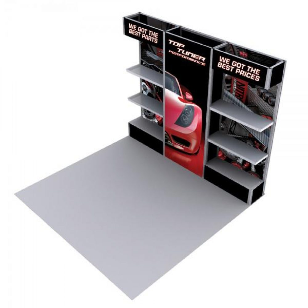 D Exhibition Booth Model : Diy trade show booth banner ideas to copy for your next event