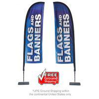 Store Front Flag Double Sided