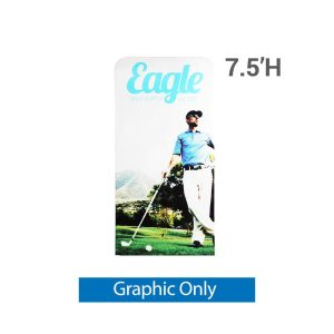 EZ Extend 3 ft. x 7.5 ft. - Double-Sided Graphic Only
