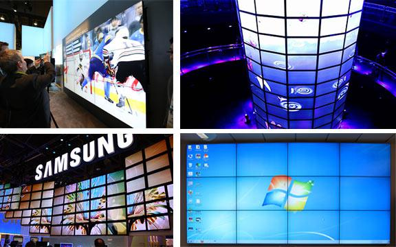 tiling LED video wall installer va dc md