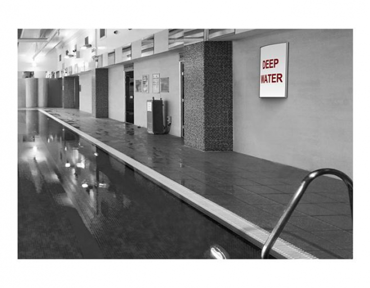 Spa Swimming Pool Signage Display Stands Gallery - Capital Exhibits