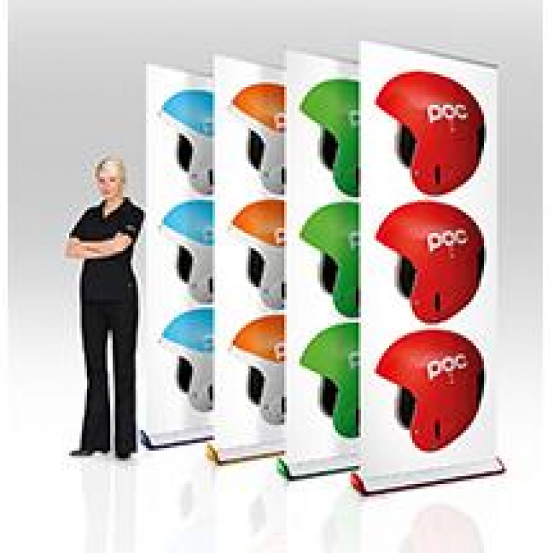 banner stands replacement graphics